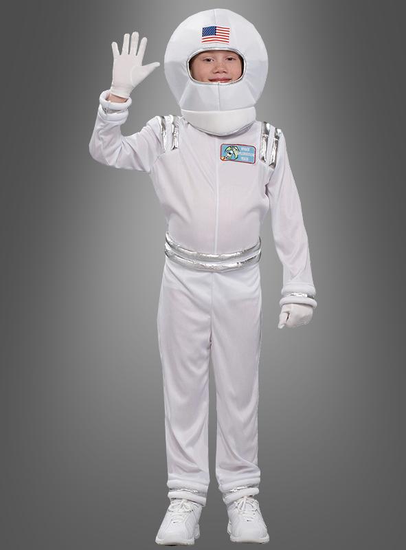 Astronaut Raumfahrer Kinderkostüm