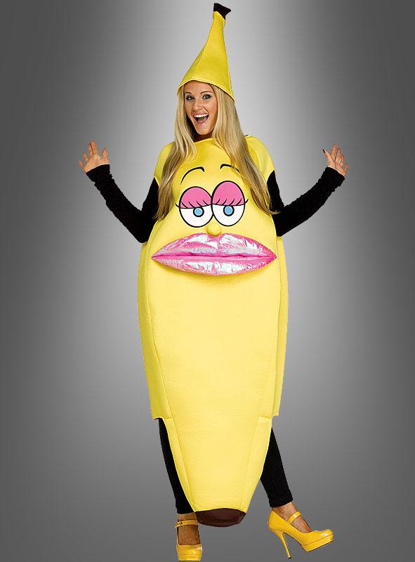 Bananen Kostum Damen Bei Kostumpalast De Online Kaufen