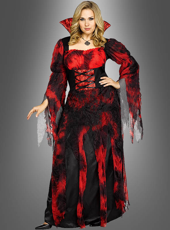 vampir verkleidung damen xxl bei kost mpalast. Black Bedroom Furniture Sets. Home Design Ideas