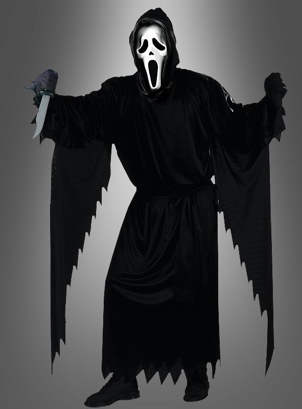 Originl Scream Kostüm Ghost Face Bei Kostuempalastde