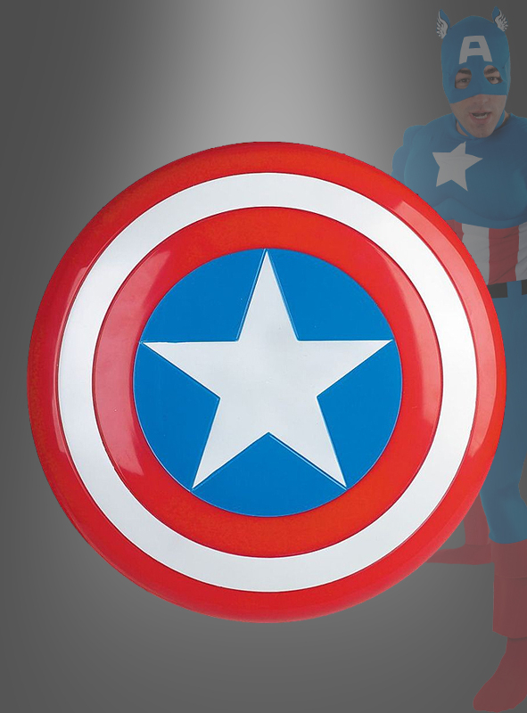 captain america schutzschild superheld bei kostuempalas. Black Bedroom Furniture Sets. Home Design Ideas