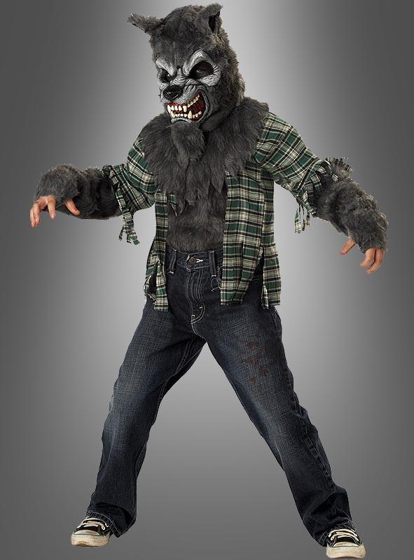 Kinder Werwolf Kostüm Bei Kostümpalastde
