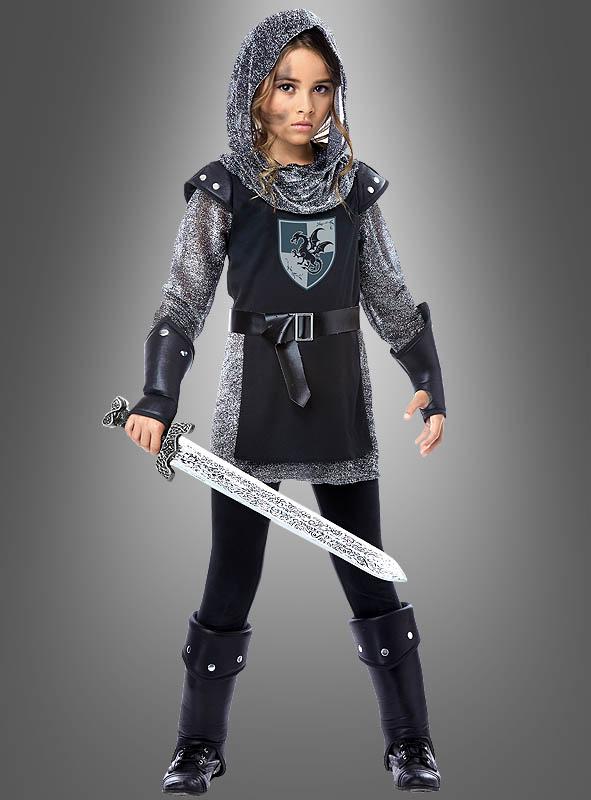 Ritterin Kostüm Für Mädchen Online Bestellen
