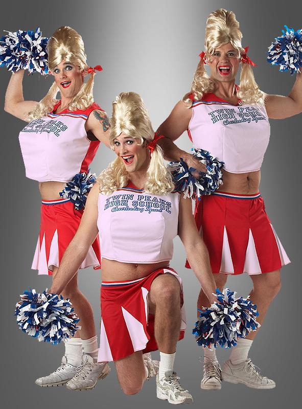 Cheerleader Kostum Fur Mannerballett Bei Kostumpalast