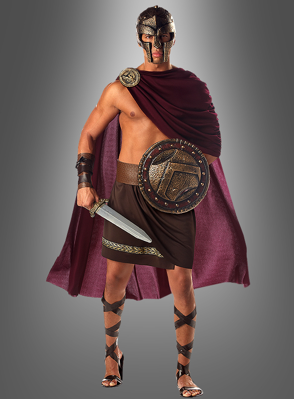 2396dc75d30 Spartan Warrior Costume · Spartan Warrior Costume