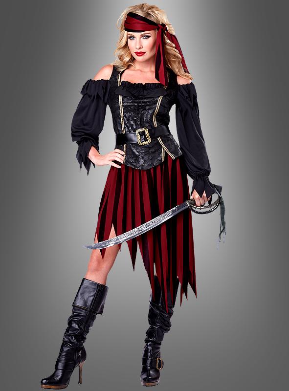 piraten kostuem damen bei kostuempalastde