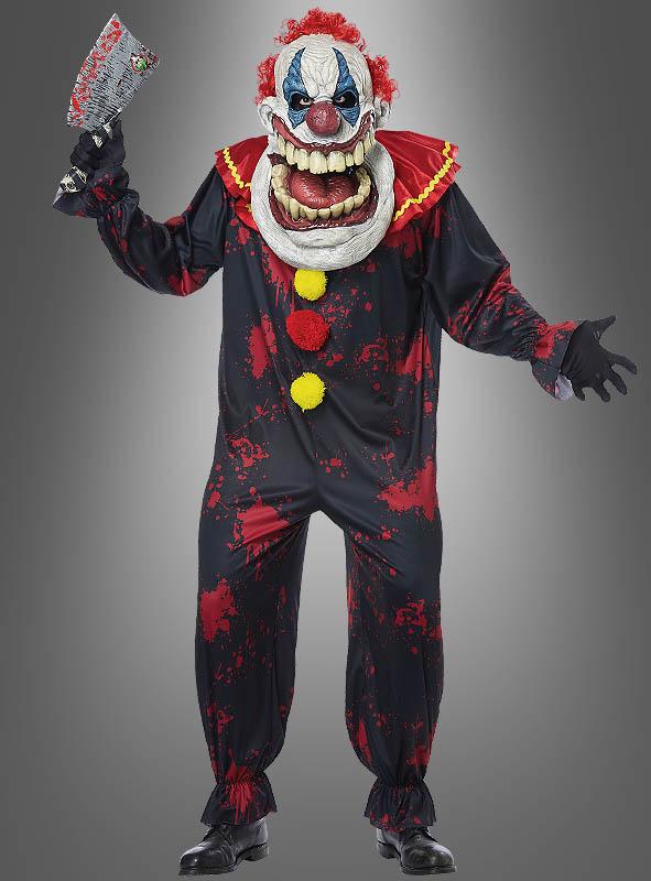 Clown Halloween Für Herren Bei Kostümpalastde