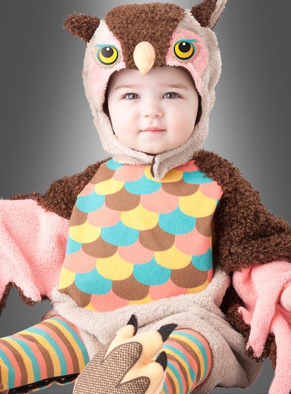 Eulenkostum Fur Babys Bei Kostumpalast De