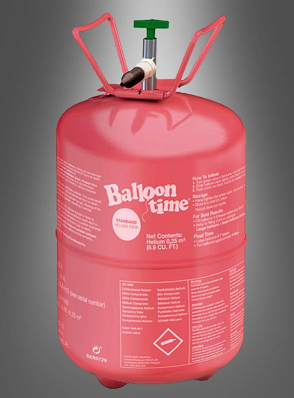 Helium Kanister für 30 Ballons