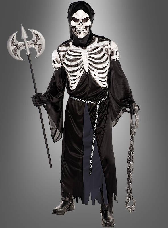 Overall mit Skelett Druck für Jungen und Mädchen Halloween Kinder Kostüm Knochen