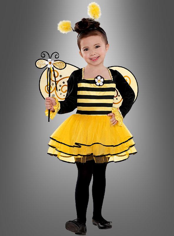 Bienenkostum Madchen Bei Kostumpalast De