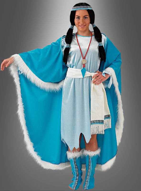 River Fairy Indian costume