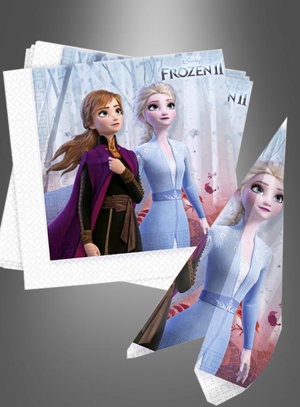 20 Stück Elsa Servietten 33 cm