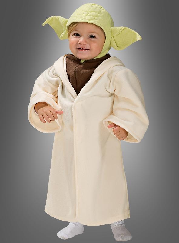 Yoda Orginal STAR WARS Kinderkostüm