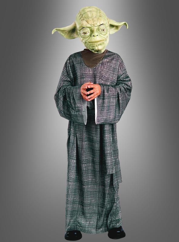 STAR WARS deluxe Yoda children costume