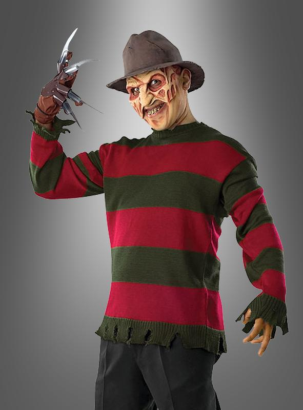 Deluxe Adult Freddy Krueger Sweater