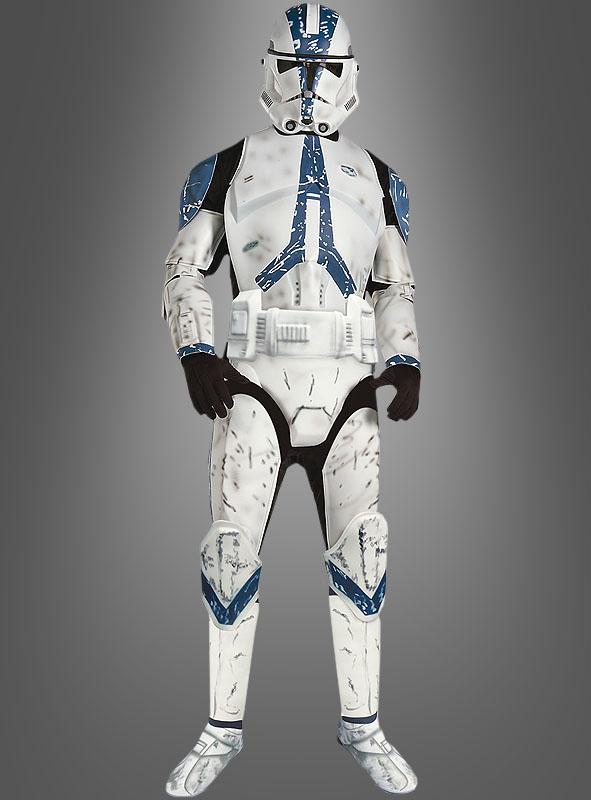501. Star Wars Deluxe Clone Trooper Erwachsene