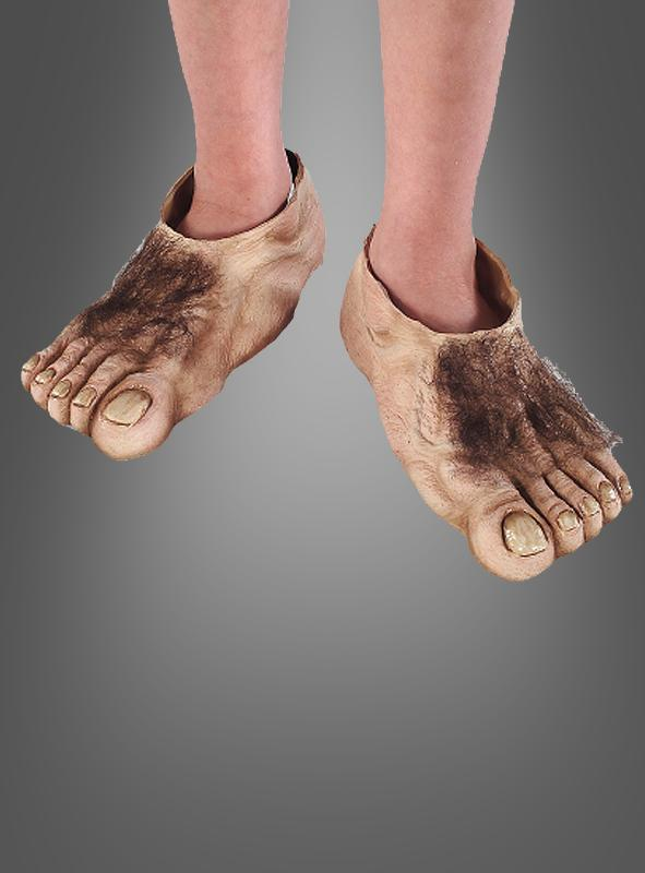 Hobbit Füße