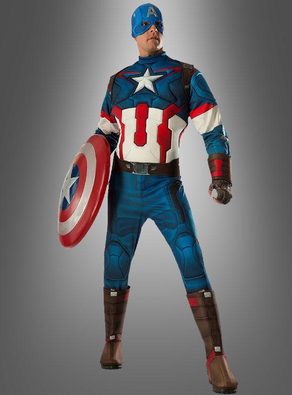 captain america kost m avengers bei kost mpalast. Black Bedroom Furniture Sets. Home Design Ideas