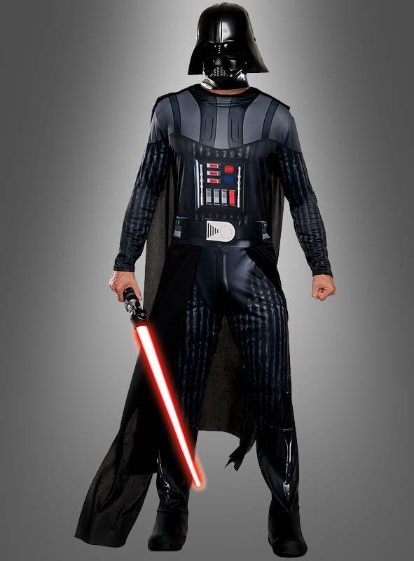 Fotorealistisches Darth Vader Herrenkostüm