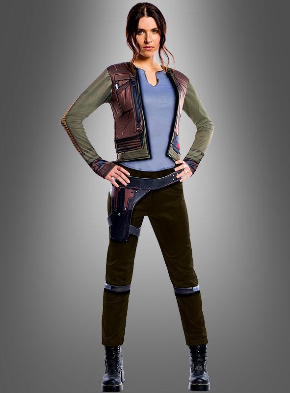 Rogue One Jyn Erso Kostüm Erwachsene