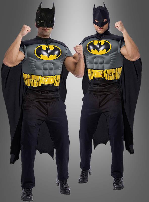 Batman Shirt with Muscles