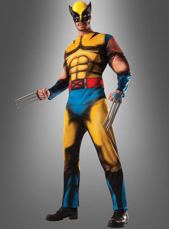 Wolverine X-Men deluxe