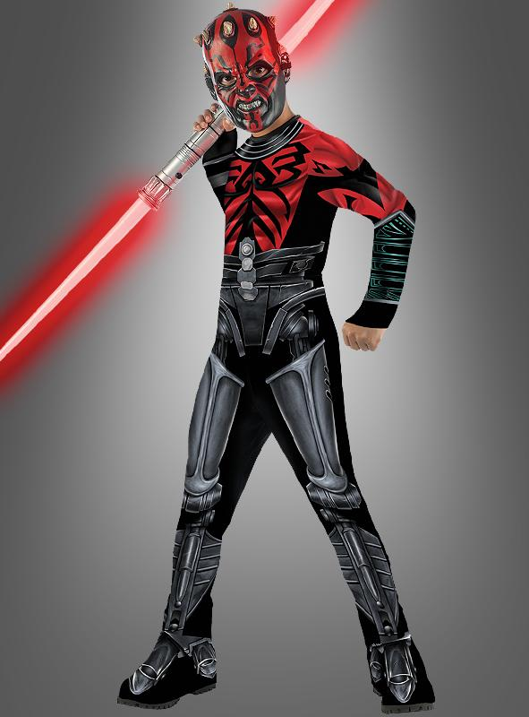 darth maul cyborg f r kinder the clone wars. Black Bedroom Furniture Sets. Home Design Ideas