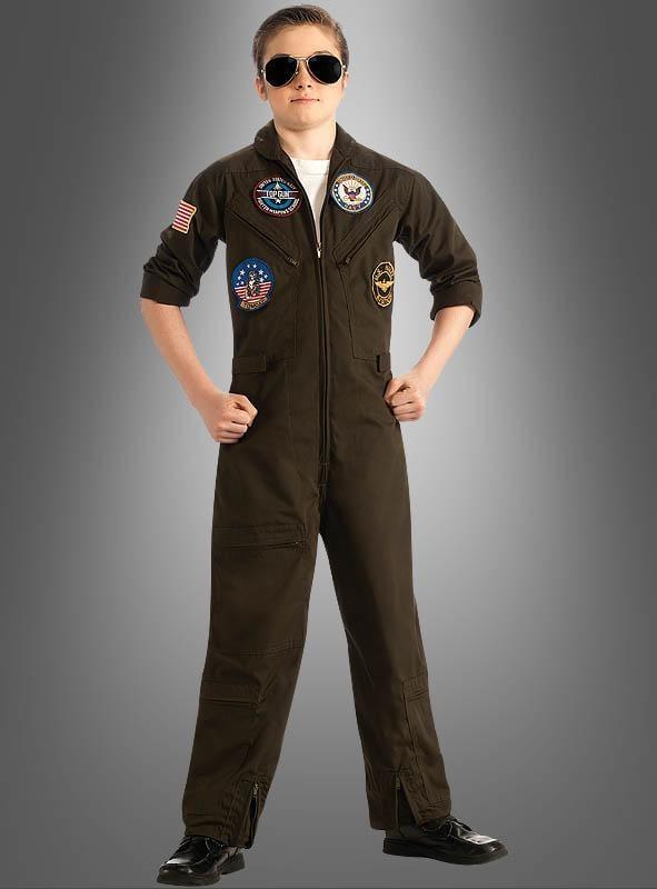 Top Gun Uniform für Jungs