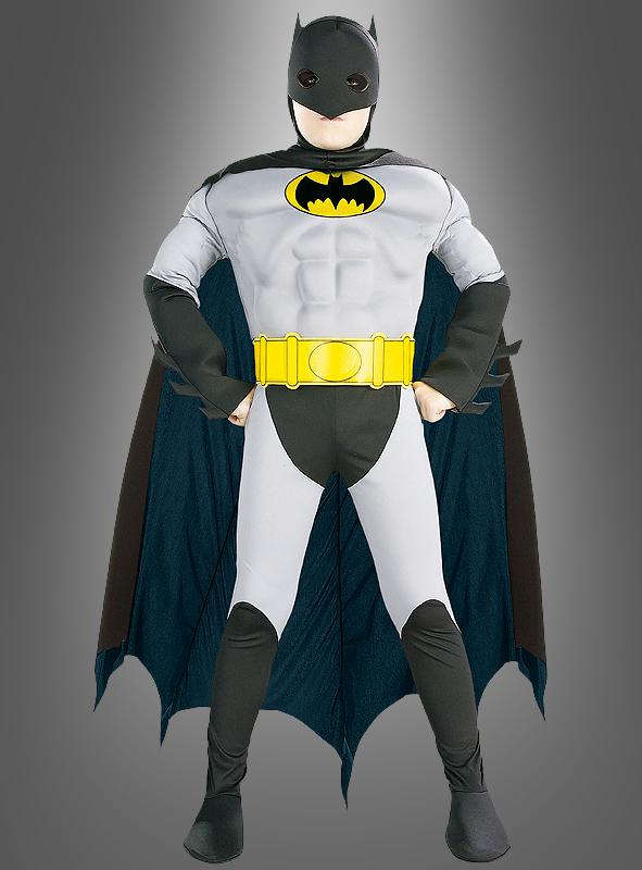 Original The Batman Deluxe Kostüm Kinder