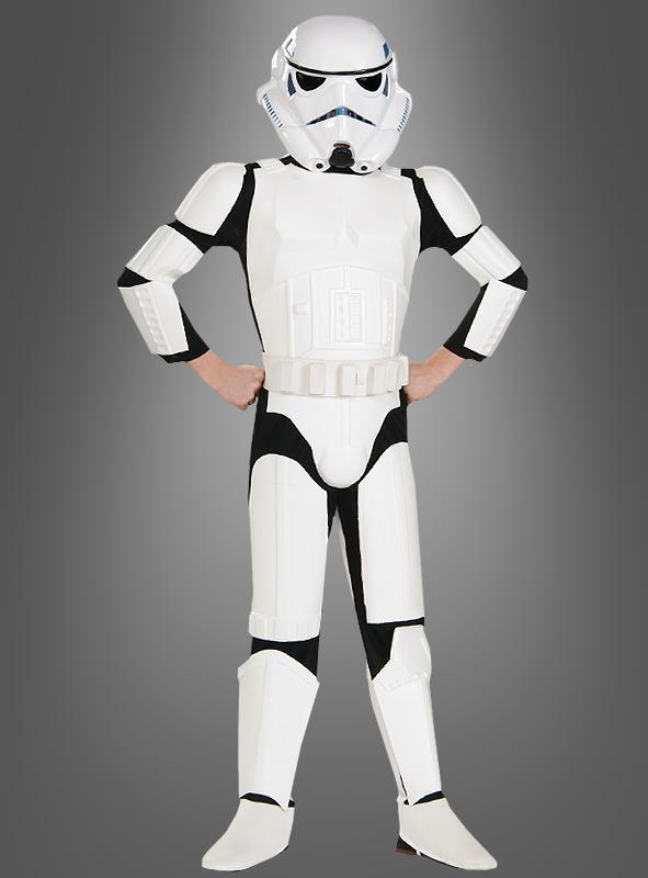 STAR WARS Deluxe Stormtrooper Kinderkostüm
