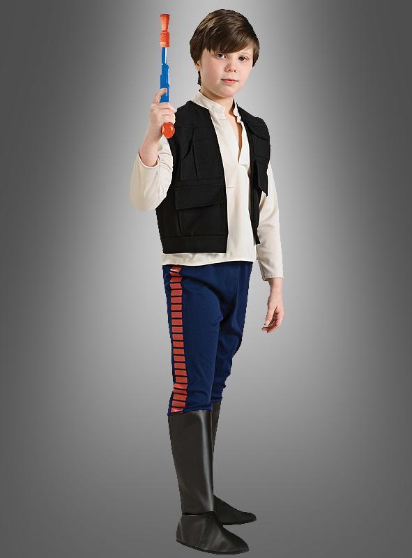 Dlx. Han Solo Costume