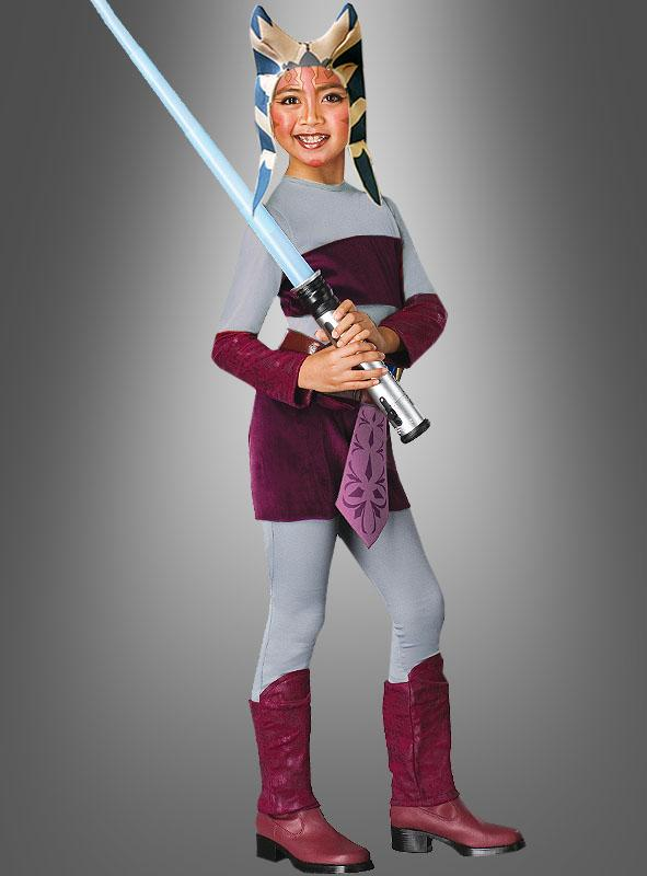 Ahsoka Tano Clone Wars Children costume