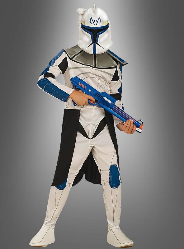 Star Wars Clone Trooper Captain Rex Children costume