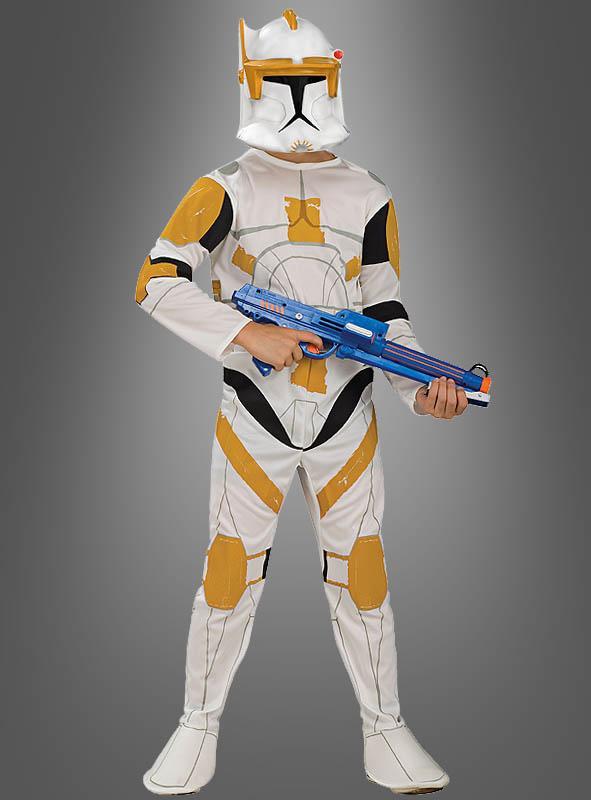 Clone Trooper Commander Cody Children costume