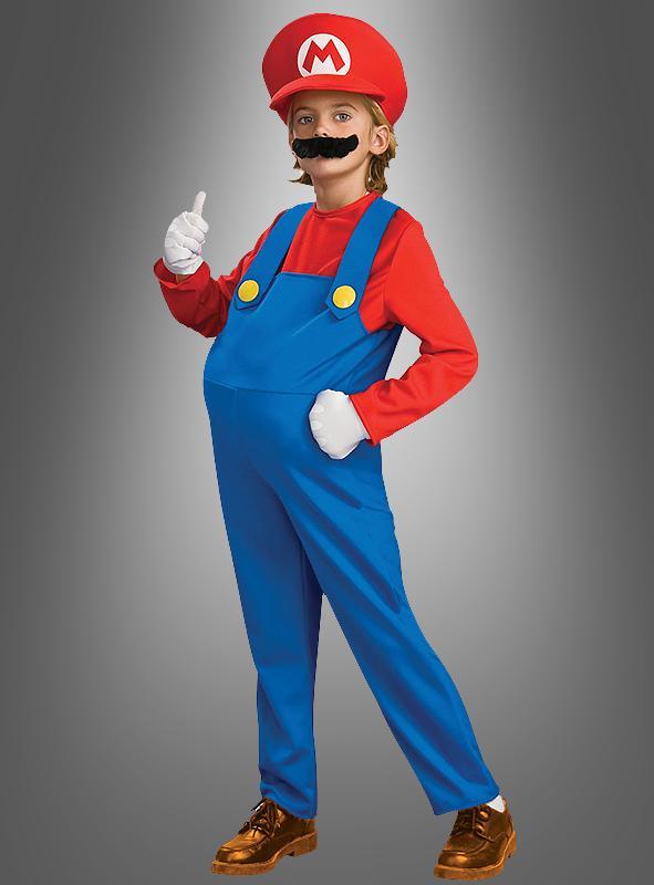 Deluxe Super Mario child costume