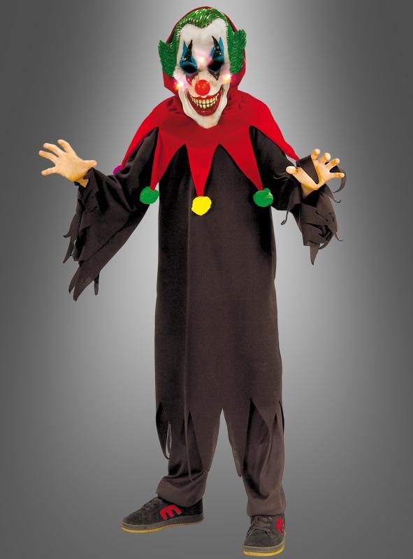 Kinder Evil Eye Monster-Clown