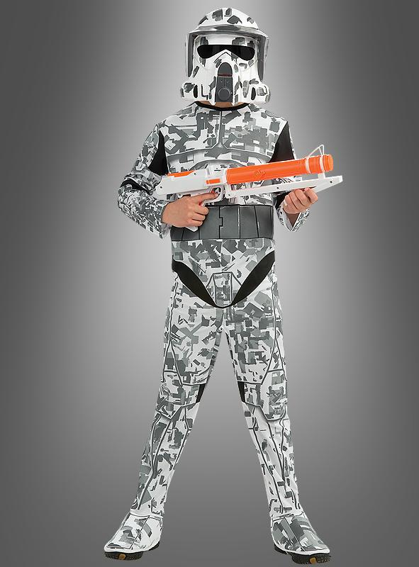 arf trooper the clone wars kinderkost m. Black Bedroom Furniture Sets. Home Design Ideas