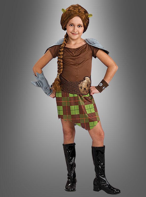 Fiona Warrior Costume Shrek 4