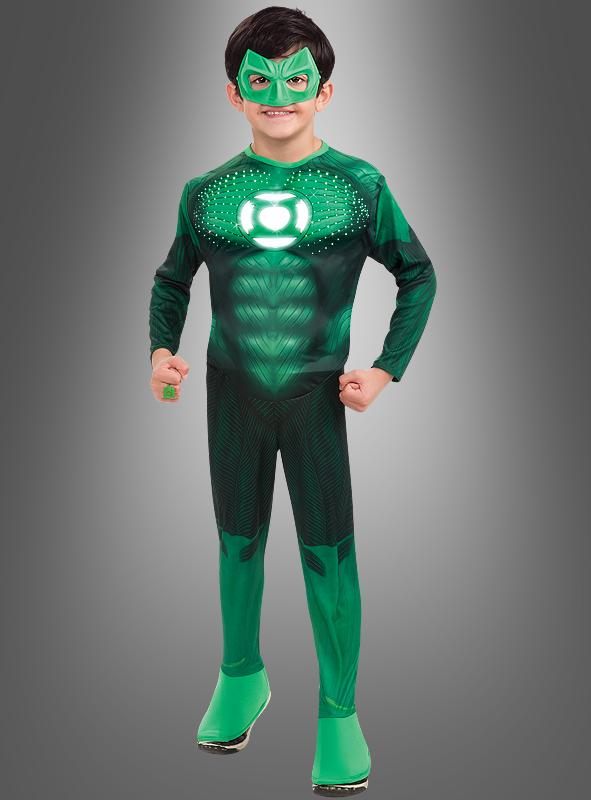 Green Lantern children costume Hal Jordan