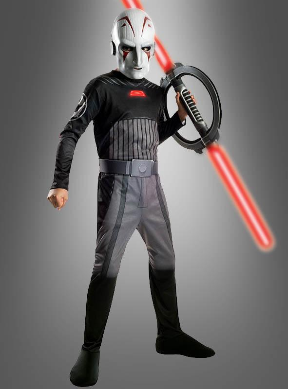 Inquisitor Kinderkostüm aus STAR WARS Rebels