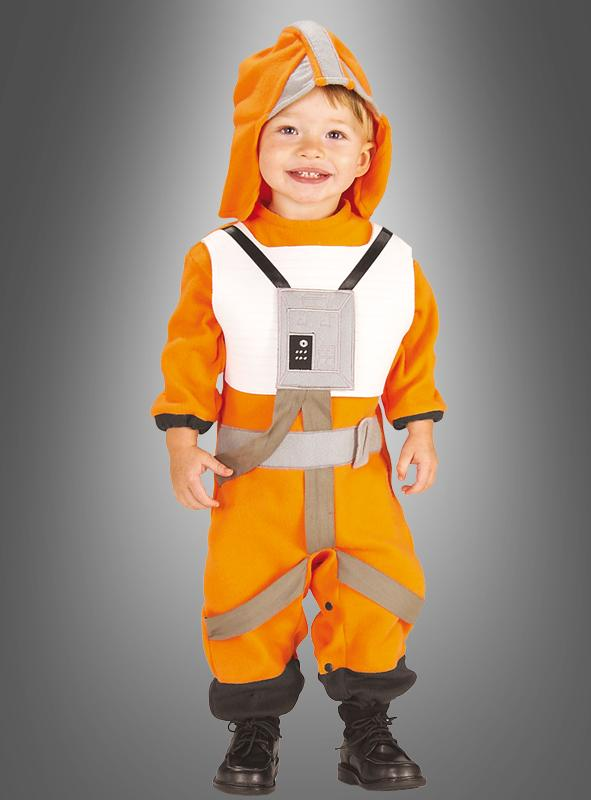 X-Wing Fighter Pilot costume