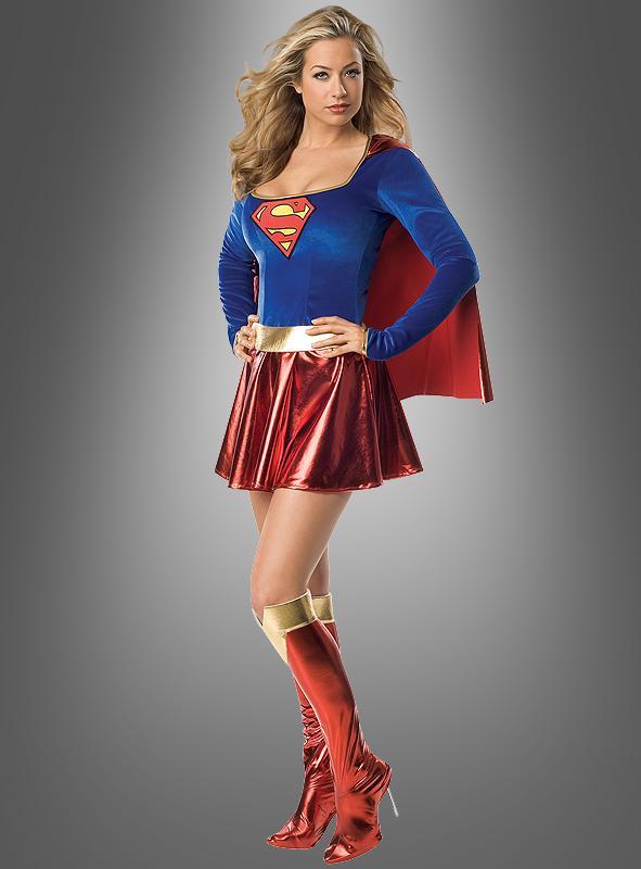 Supergirl sexy costume