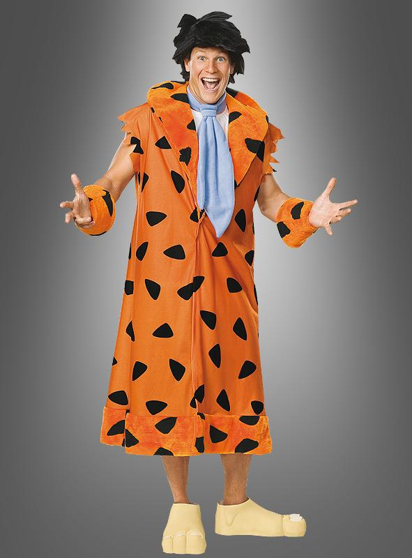 Adult Deluxe Fred Flintstone Costume