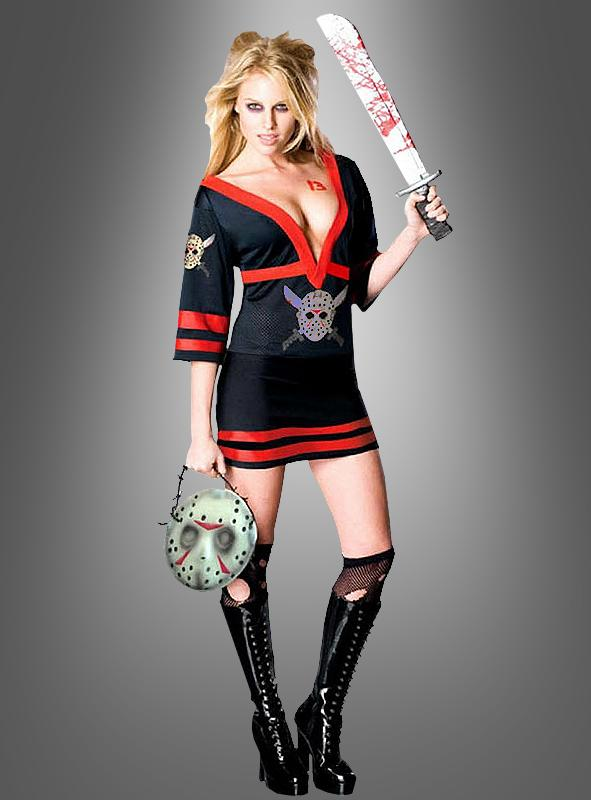 Miss Voorhees Jason Costume