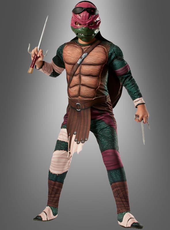 Turtles Raphael Kinderkostüm