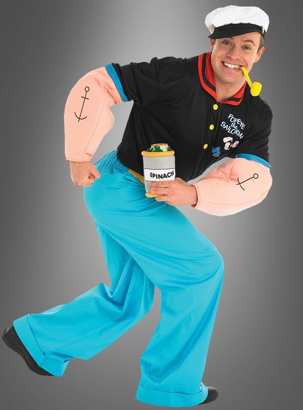 Popeye Kostüm Seemann