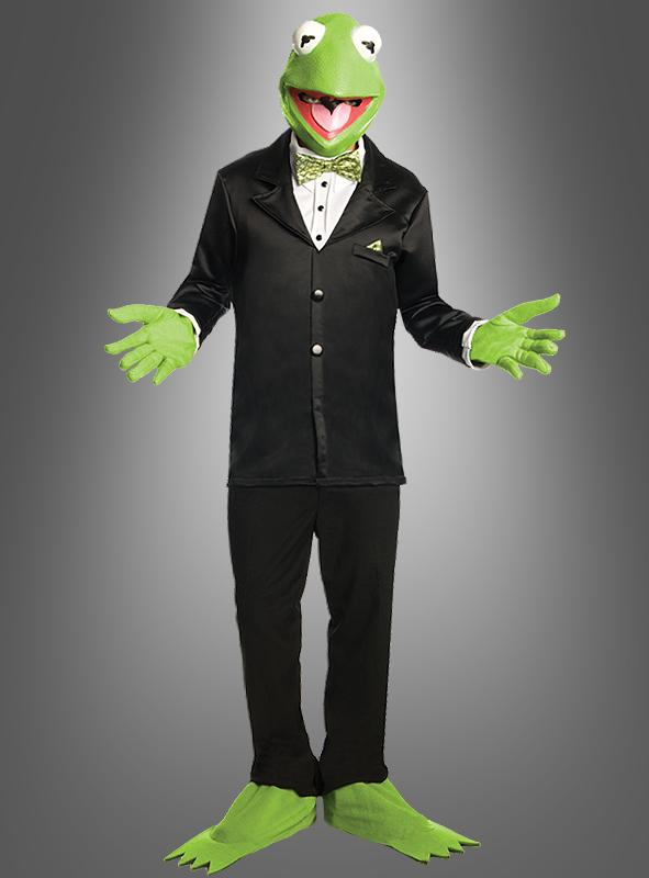 Kermit der Frosch Muppets mit Halbmaske