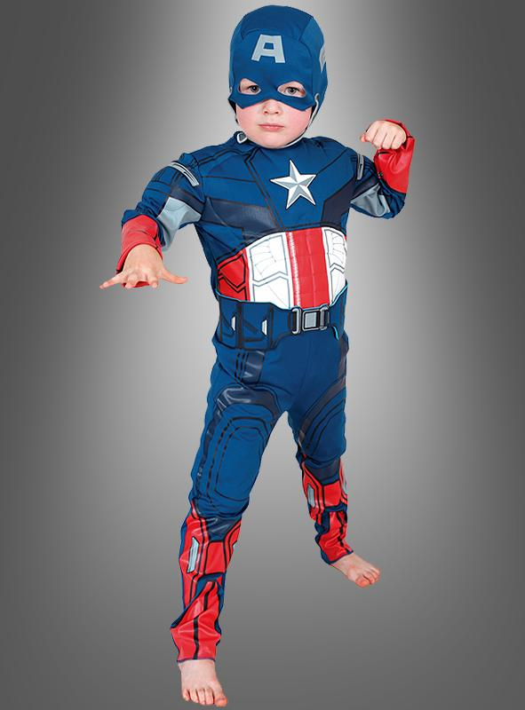 Captain America costume child