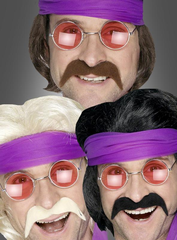 70s Tash in different colors